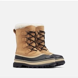 Sorel Boots: Caribou (barely worn)